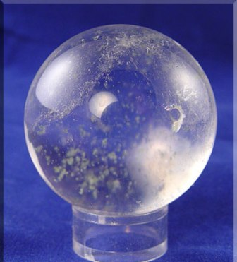 3 inch Clear Sphere